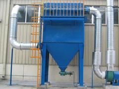 YMD-Ⅰ型di压喷吹脉冲袋shi除尘器