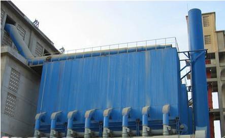 涂料厂CXS型玻纤袋收尘器