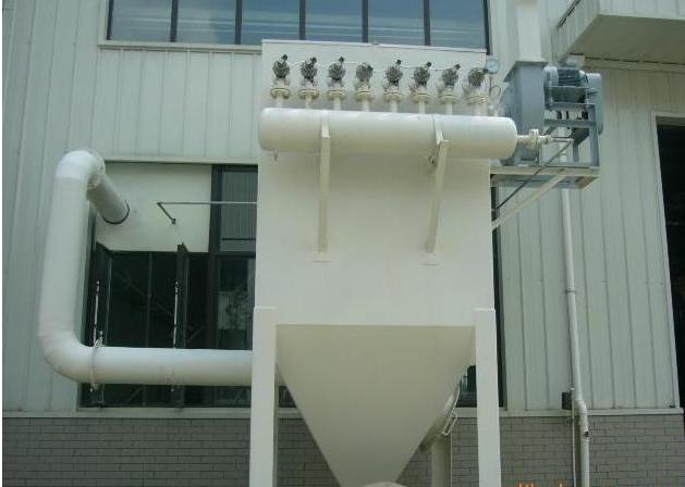 HMC型脉冲dan机布袋除尘器