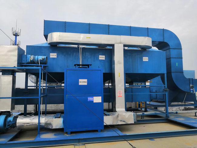催化燃shao设备